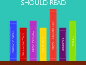 Top 7 Law Books Every Lawyer Should Read