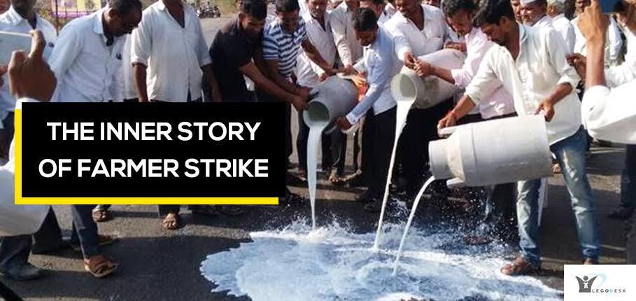 The Inner story of the Farmers Strike