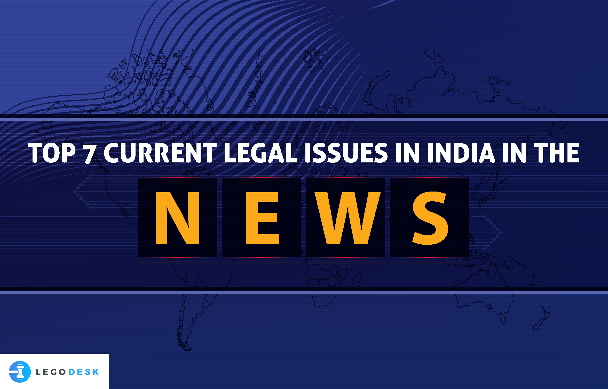 current legal issues in india 2019