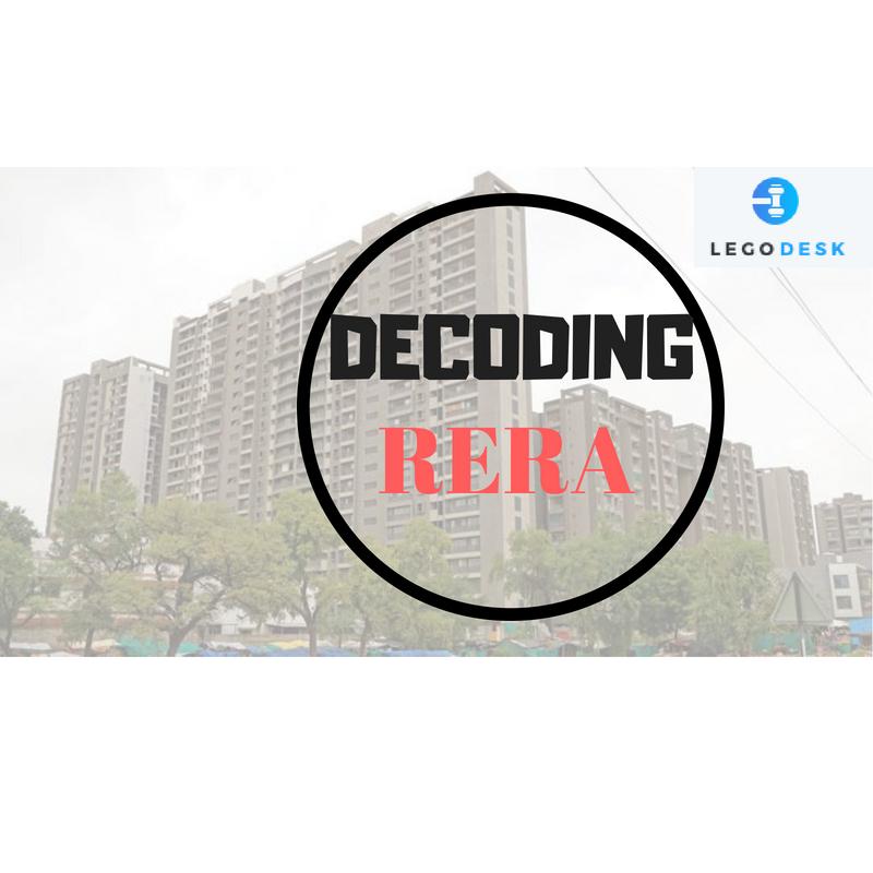 Decoding RERA – Real Estate Regulatory Authority