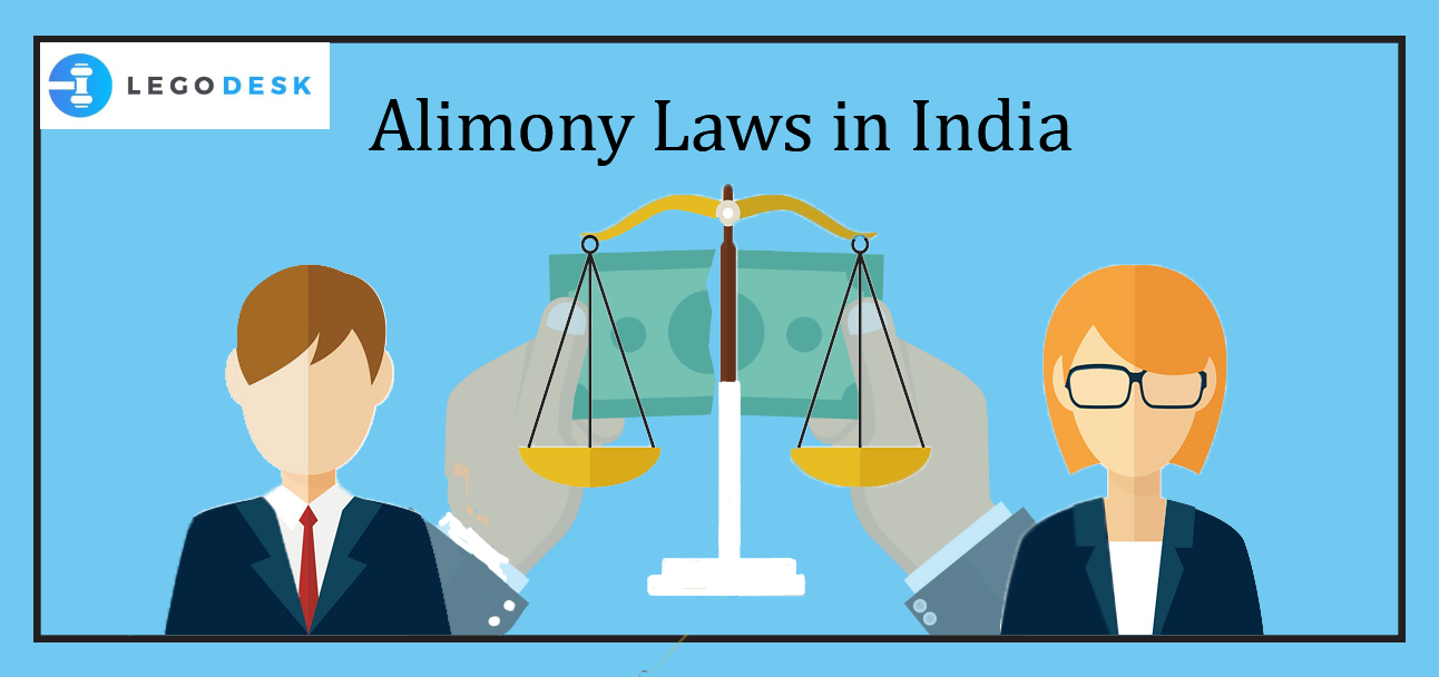 Alimony Laws in India and Alimony Meaning