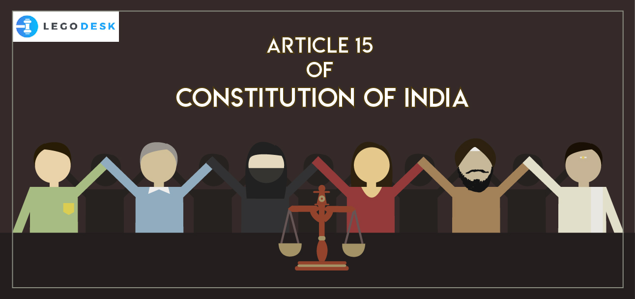 Article 15 of Constitution of India