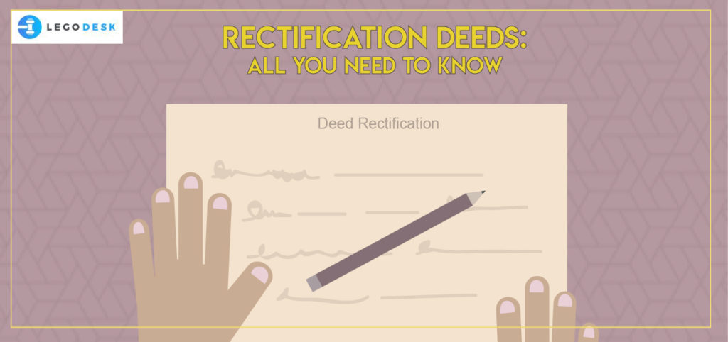 rectification deed format
