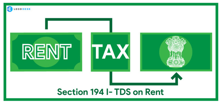 Tds On Rent In Section 194 I Meaning Terms And Conditions