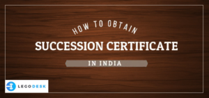 how to get succession certificate