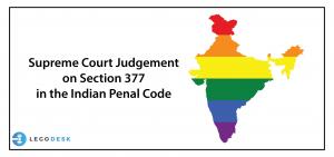 Supreme Court Judgement on IPC Section 377