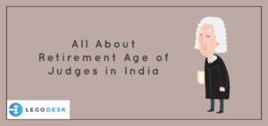 Retirement age of judges in India
