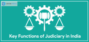 functions of judiciary in india