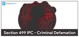 section 499 IPC
