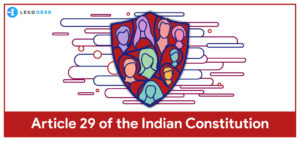 Article 29 of the Indian Constitution