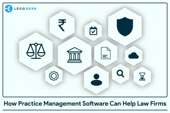 Law firm practice management software for lawyers