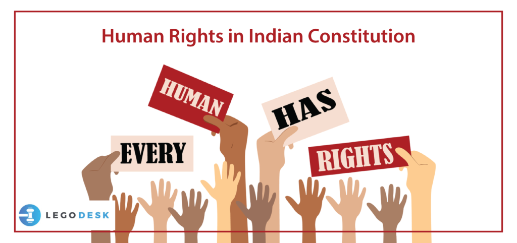 Human Rights in Indian Constitution