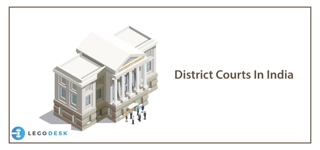 Total District Courts In India