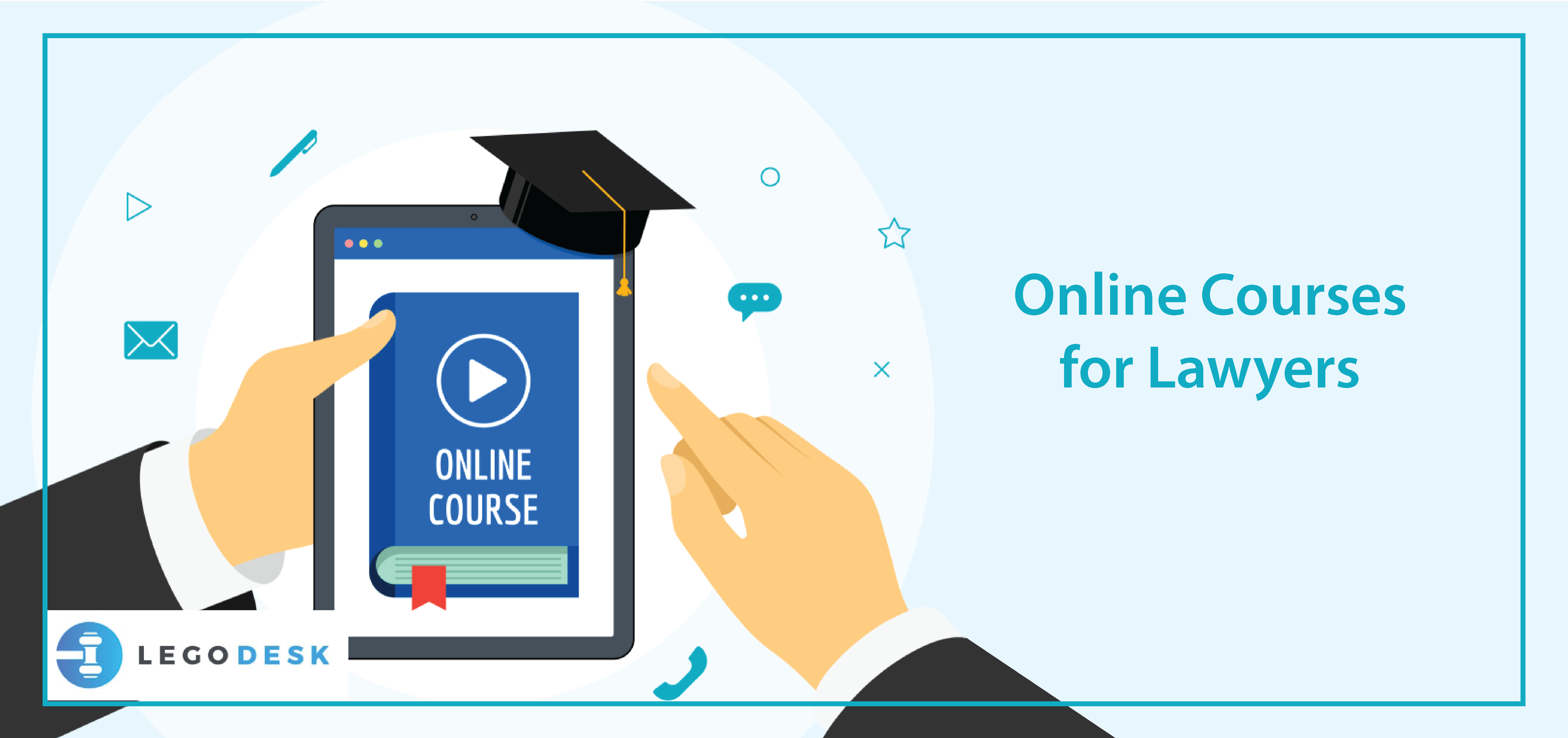 Online Courses for Lawyers and Their Benefits
