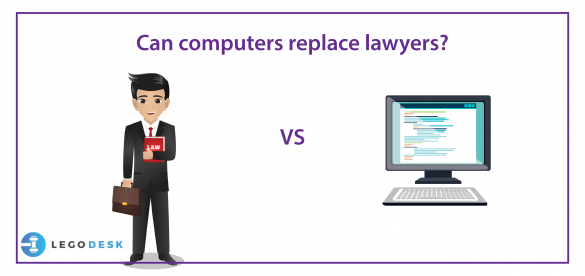 Can computers replace lawyers?