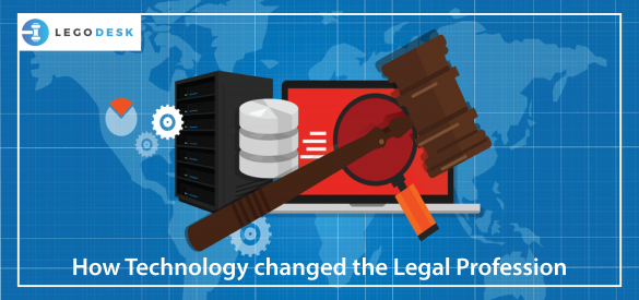 How Technology changed the Legal Profession