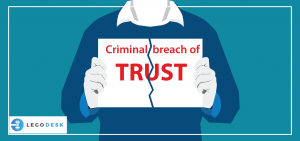 Criminal breach of trust