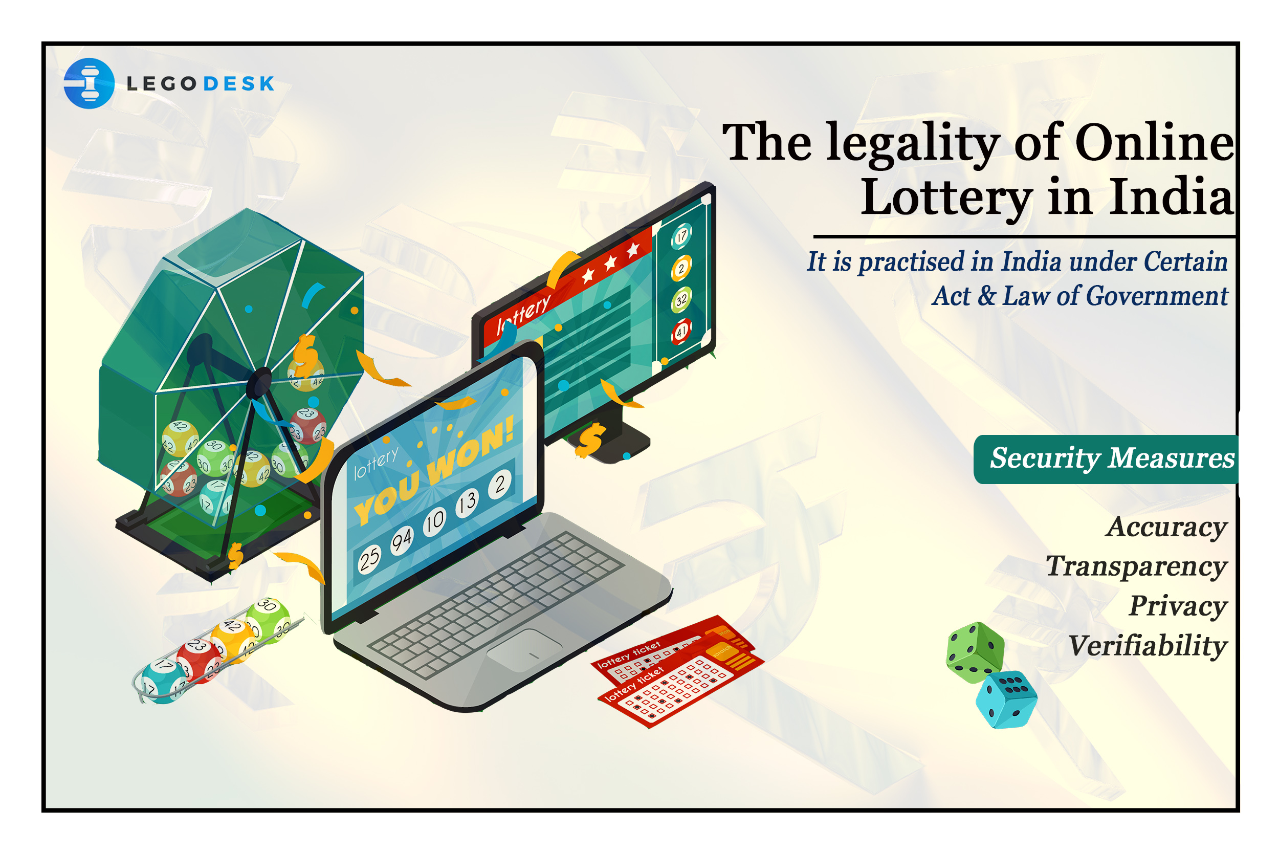 Online Lottery Legal In India, Kerela and Punjab