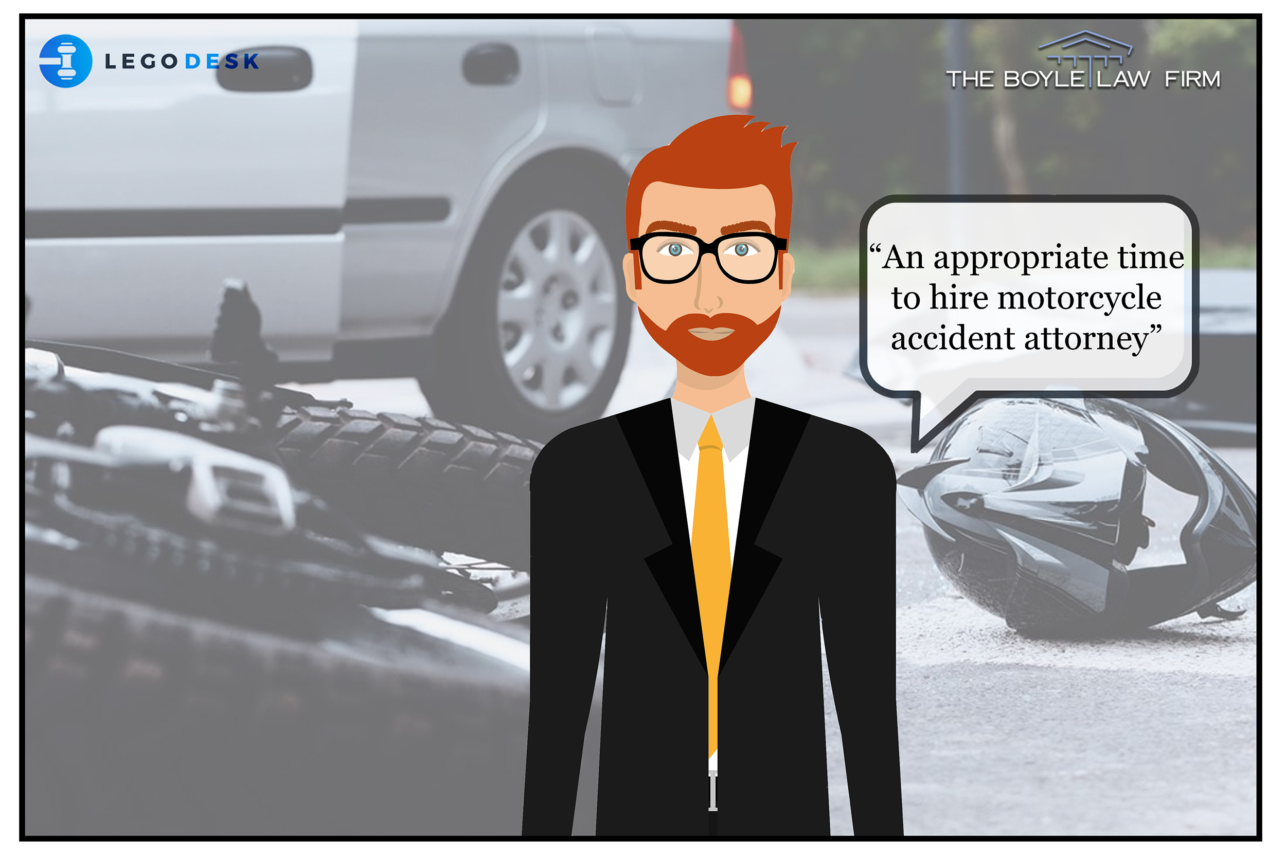 When is it Necessary to Hire a Motorcycle Accident ...