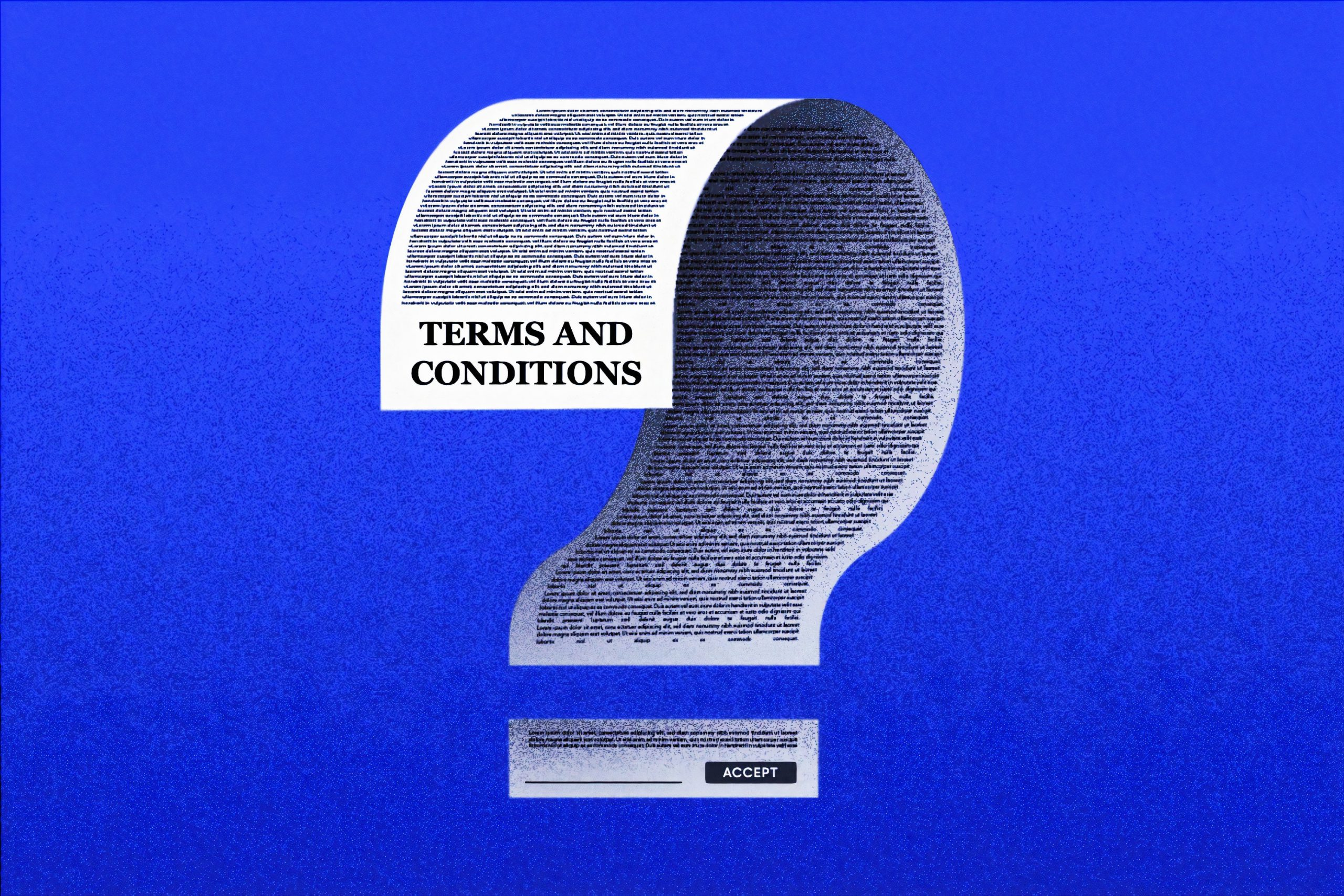 5 Reasons Why You Need Terms and Conditions