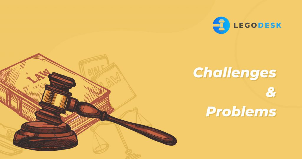 Challenges of the Legal Profession and Business World