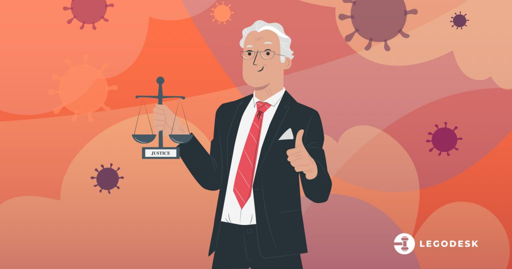 Challenges for lawyers in a post-COVID world
