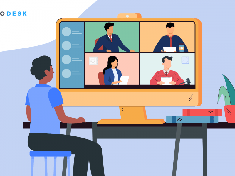 Video Conferencing in Court Proceedings: SC Guidelines